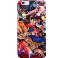 Toys in a Jumble iPhone Case/Skin