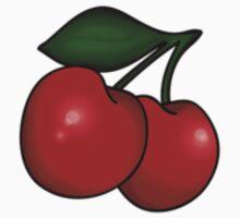 Retro Cherries by Helen McLean