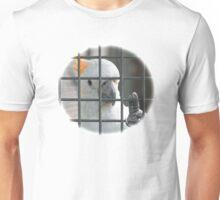 Yellow-Crested Cockatoo / Orangenhauben-Kakadu Unisex T-Shirt
