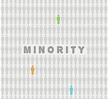 Minority by Jake McCarthy Mansbridge