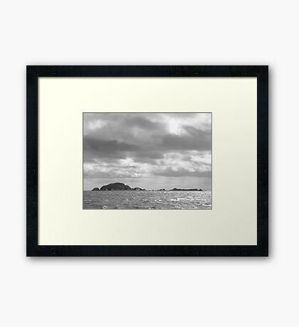 Air, Earth, Water Framed Print