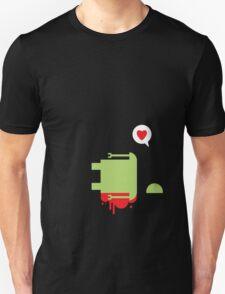 Another robot dies T-Shirt