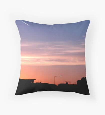 GOOD MORNING CORK Throw Pillow