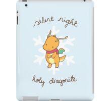 Dragonite Christmas iPad Case/Skin