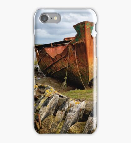 Wrecked iPhone Case/Skin