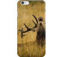 Let the rut commence iPhone Case/Skin