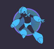 Retro Blue Hero Unisex T-Shirt