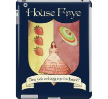 Firefly House Crest - Kaylee iPad Case/Skin