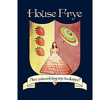Firefly House Crest - Kaylee Photographic Print