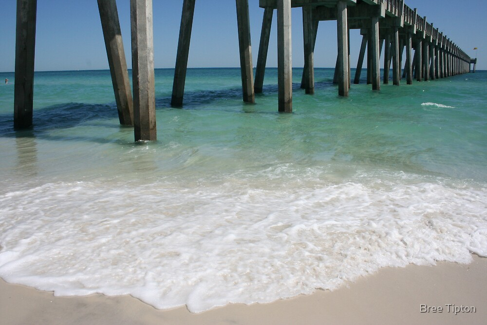 Pensacola Beach by Bree Tipton
