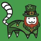 Leprechaun Cat by Bobfleadip