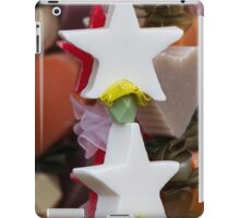 Christmas decorative star iPad Case/Skin