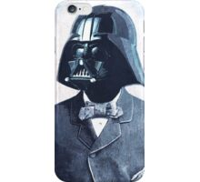 Formal Vader iPhone Case/Skin