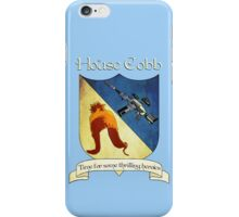 Firefly House Crest - Jayne iPhone Case/Skin