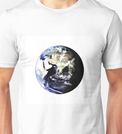 Earth Globe Unisex T-Shirt