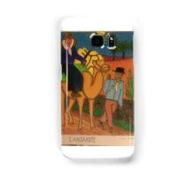 An Old Lanzarote couple. Samsung Galaxy Case/Skin