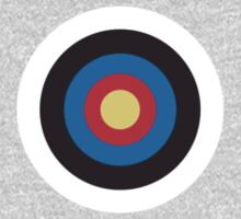 BULLS EYE, Right on target, small, on Blue Kids Clothes