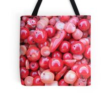 red stones Tote Bag