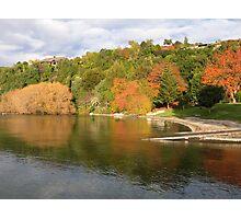 Autumn Morning Photographic Print