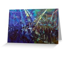Airlie Beach Music Festival - 2014 Saturday Night Greeting Card