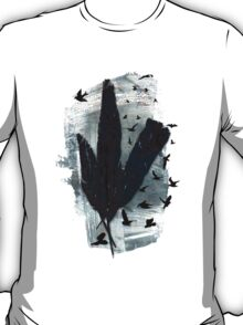 Mixed Feathers T-Shirt