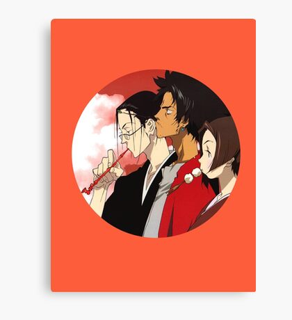 // Champloo // Canvas Print