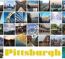 Pittsburgh Collage by rachels1689