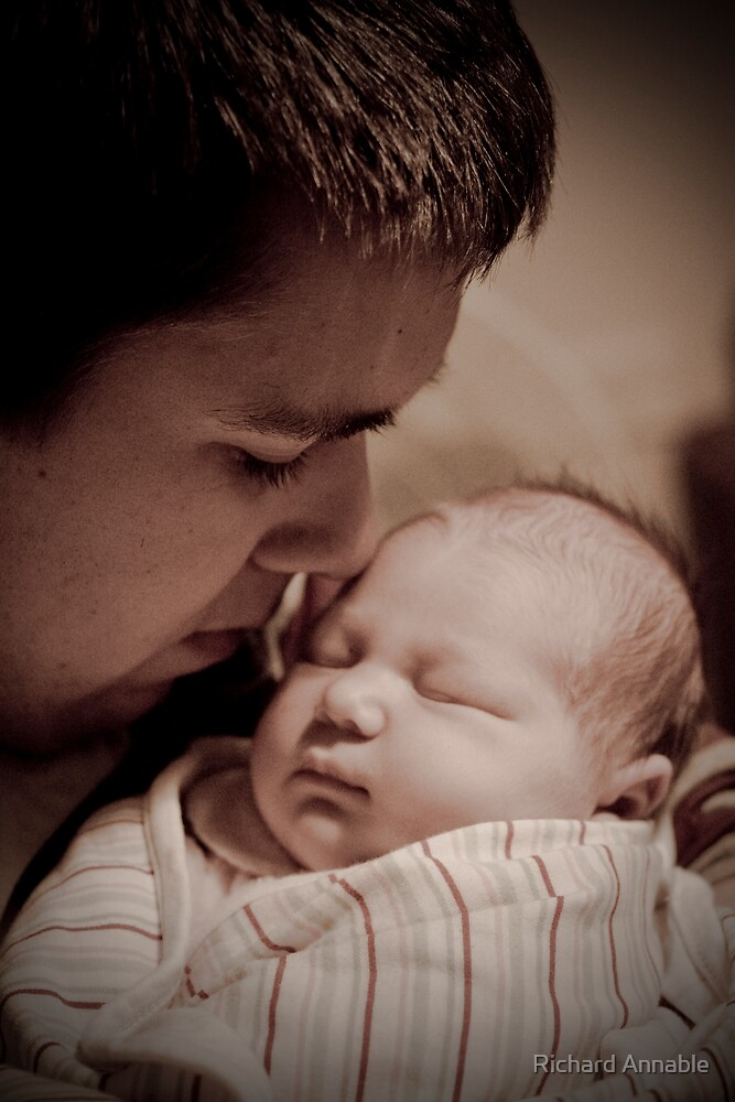 A Daddy Daughter Moment by Richard Annable