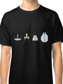space ships Classic T-Shirt