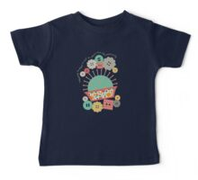 Sewing seamstress pincusion buttons Baby Tee