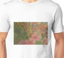 Insects and Flowers Unisex T-Shirt