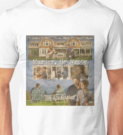 Castle - Murder, he wrote Unisex T-Shirt