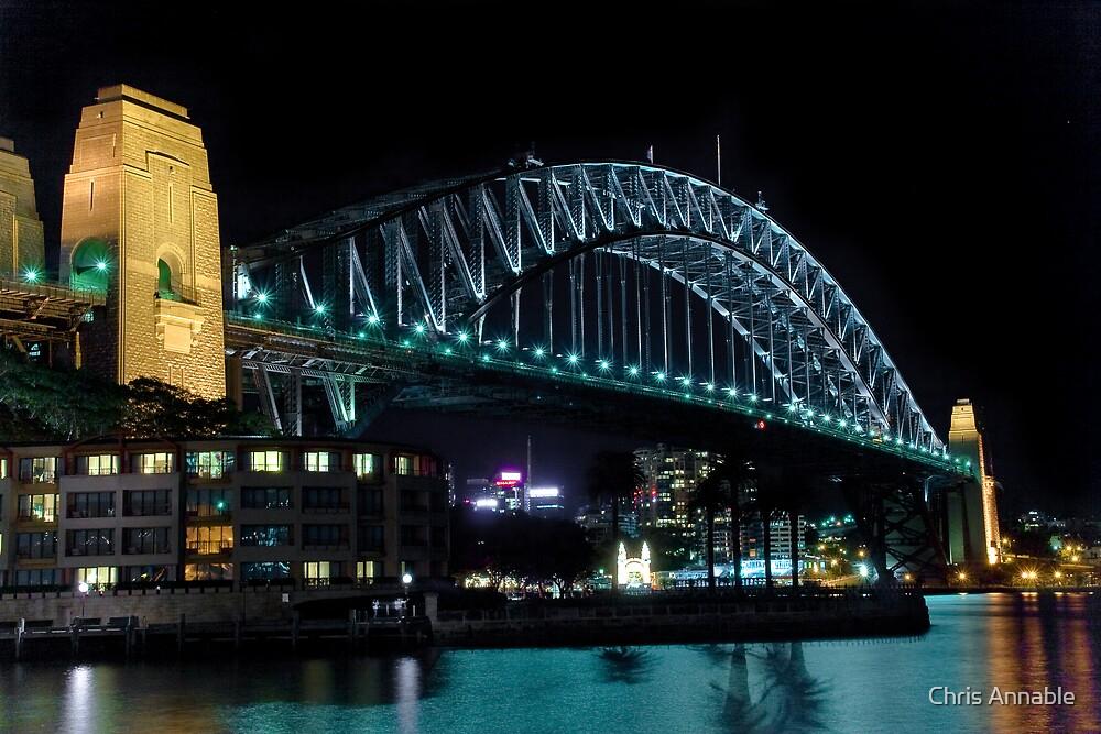 Sydney Harbour Bridge by Chris Annable