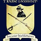 Psych House Lassiter Crest by thistle9997