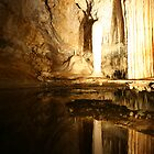 Lake Cave by James Price