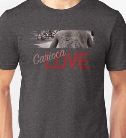 Carioca Love Tattoos Unisex T-Shirt