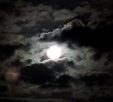 Cloudy Night by Coralie Alison