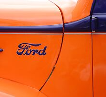 Ford Hot Rod by Melanie PATRICK