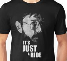 "Bill Hicks - ""It's Just a Ride"" Unisex T-Shirt"