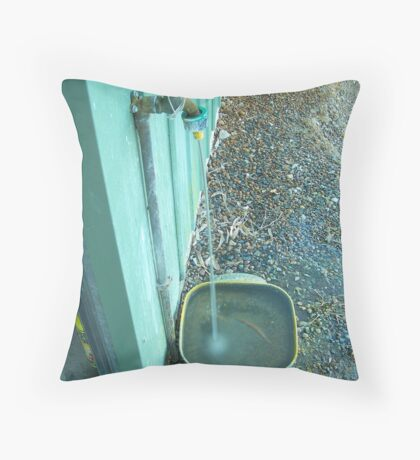 A Serious Offence. Throw Pillow