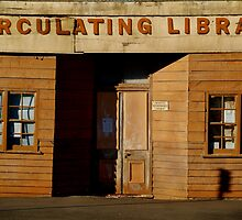 Clunes Circulating Library by Joe Mortelliti