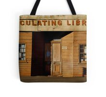 Clunes Circulating Library Tote Bag