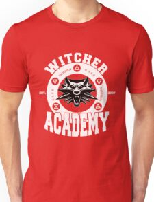 Witcher Academy (white) Unisex T-Shirt