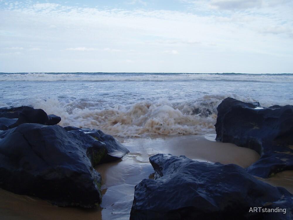Off the Rocks by ARTstanding