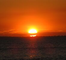 Fraser Island Sunset by ARTstanding