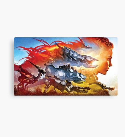 Horizon Zero Dawn #6 Canvas Print