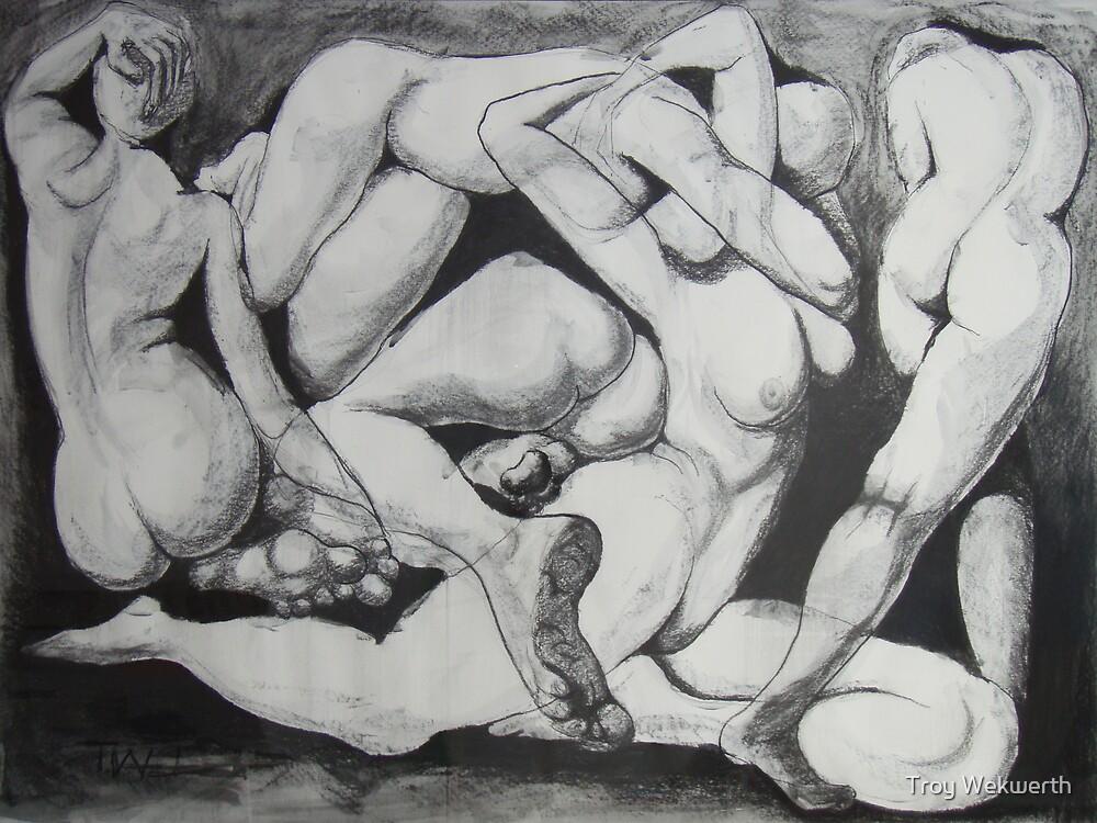 Feminine Cohesion by Troy Wekwerth