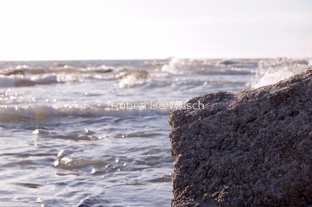 The rock by Ruben De Wasch