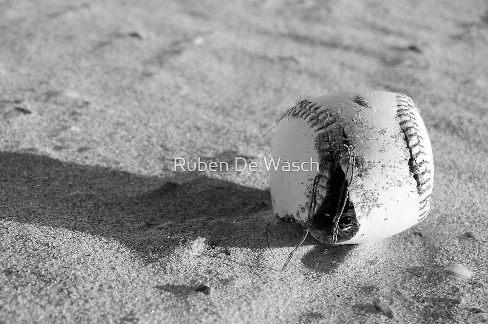 No more play by Ruben De Wasch