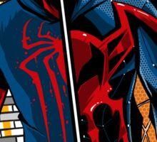 Spider-Man Crossover Sticker
